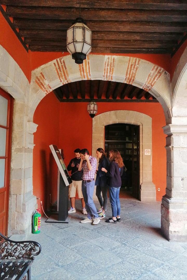 Museo en Coyoacán