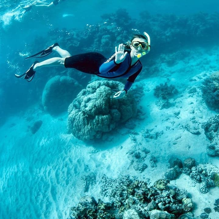 Tanjung jepun snorkeling spot