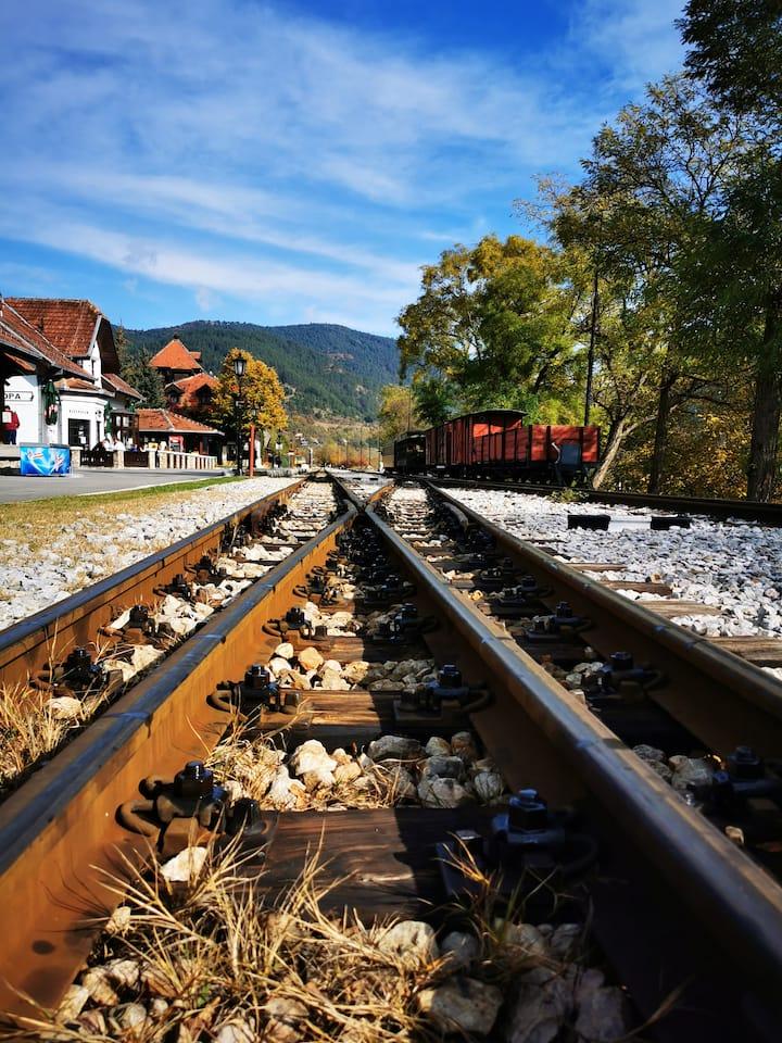 Railway Sargan Eight