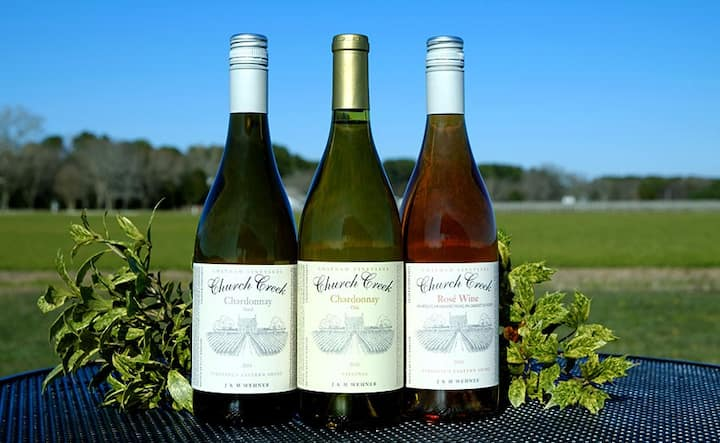 Chatman vineyards