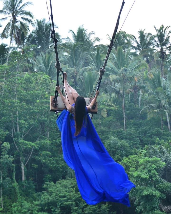 Aloha swing