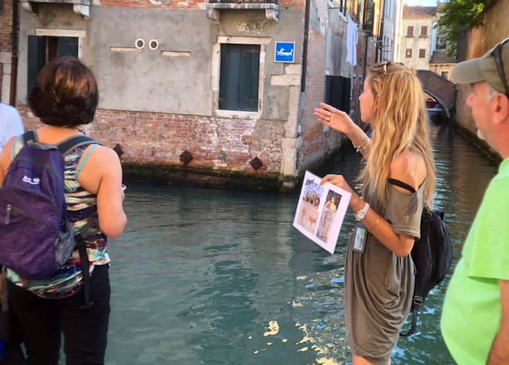 Explore Cannaregio and hidden Venice