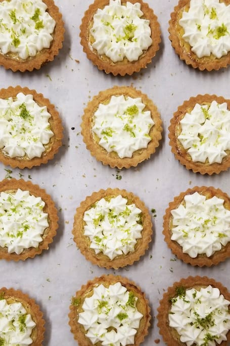 Key lime pies!