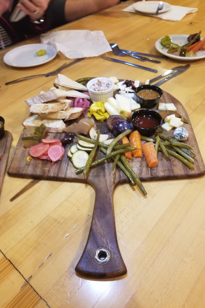 The Horny Goat Charcuterie