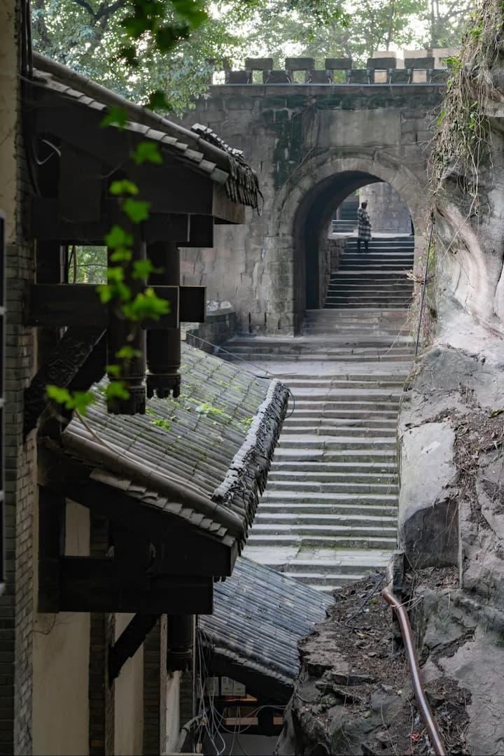 历史-古城老街
