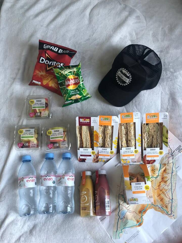 Meal deal included in price of tour!