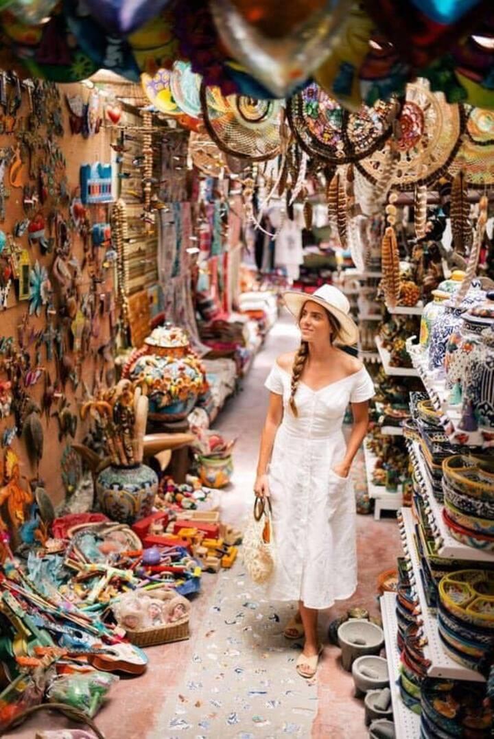 Mercado en Coyoacan