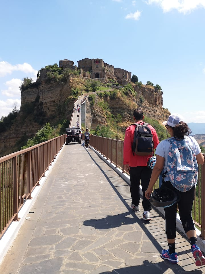 Getting Civita