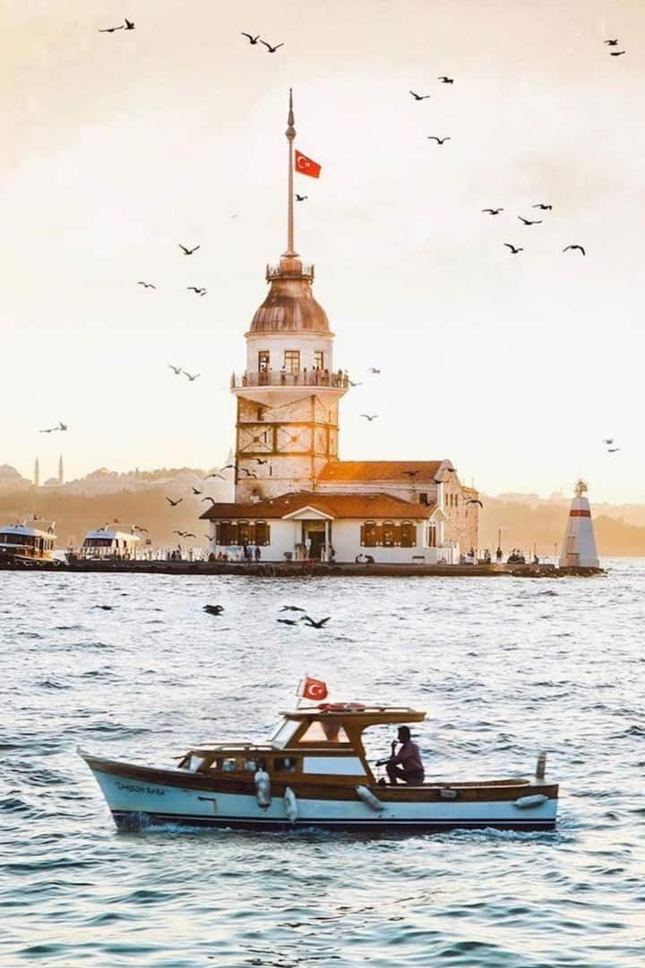 Maiden Tower - Uskudar