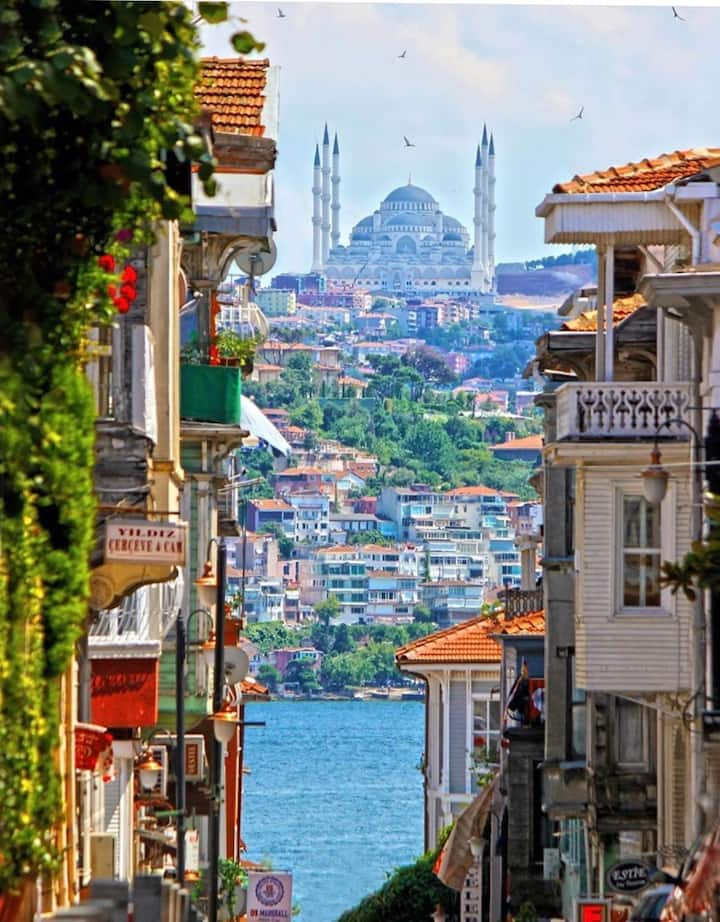 Old Streets in Istanbul