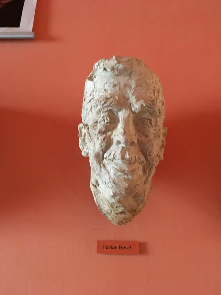 Vaclav Havel...