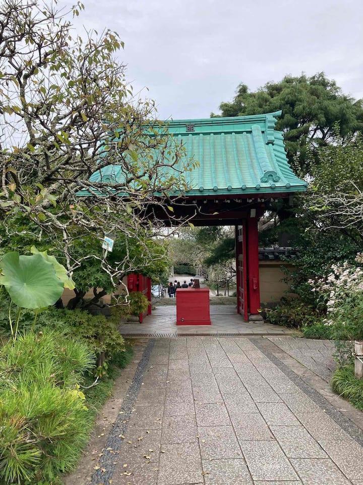 Kosoku-ji Temple