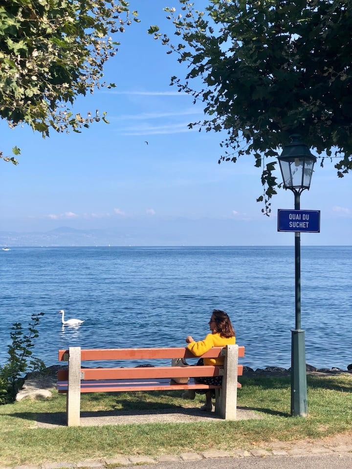 Admire Geneva Lake