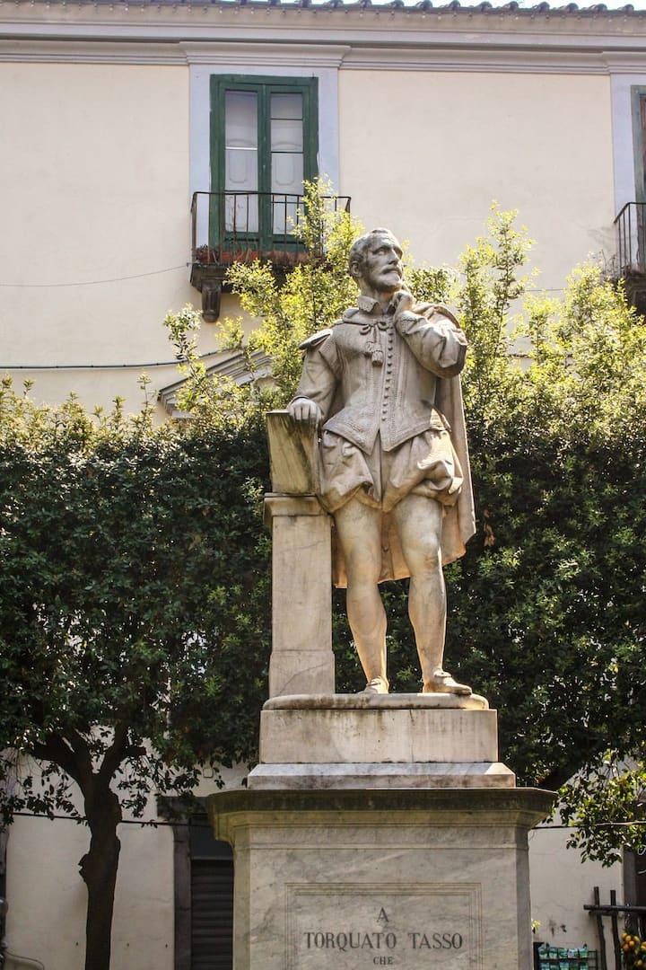 The poet Torquato Tasso