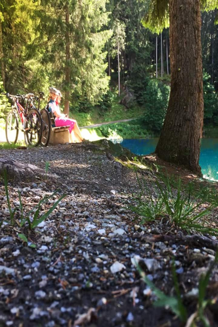 """Pause am """"Dachli"""" Waldsee"""