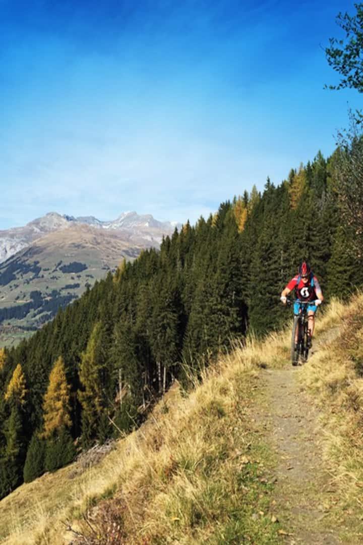 """""""Kartischa"""" trail"""
