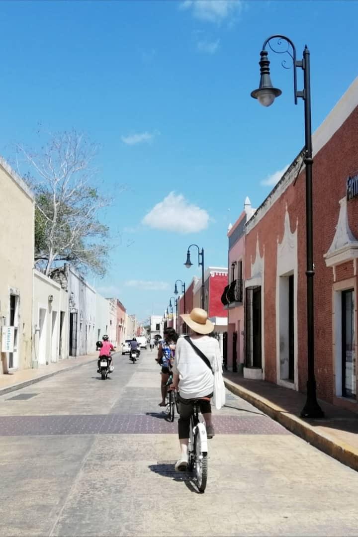 Histórico City of Valladolid