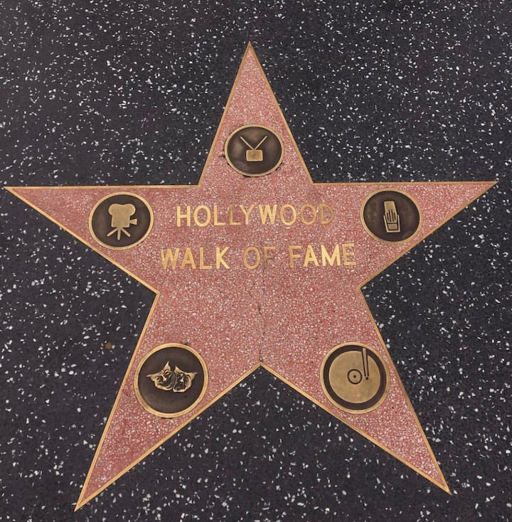 How to get a star on the Walk of Fame?