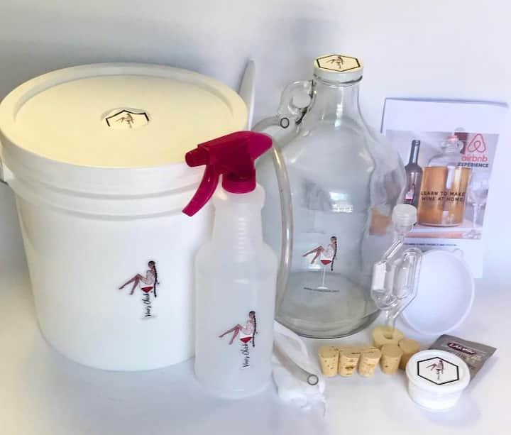 Winemaking Starter Kit
