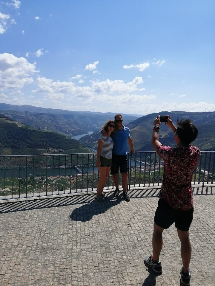 Douro Valley View Point
