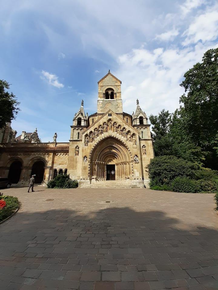 Прекрасная церковь...