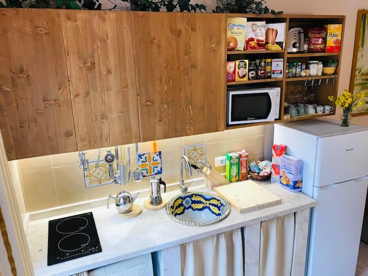 cucina dove prepareremo le nostre ricett