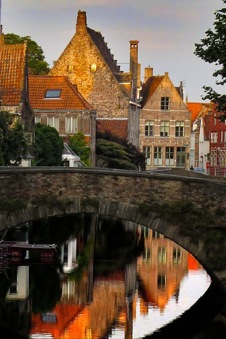 Bruges and the bridges