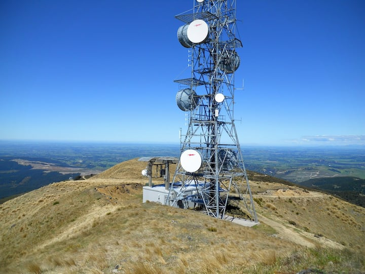 Summit Satellite Tower