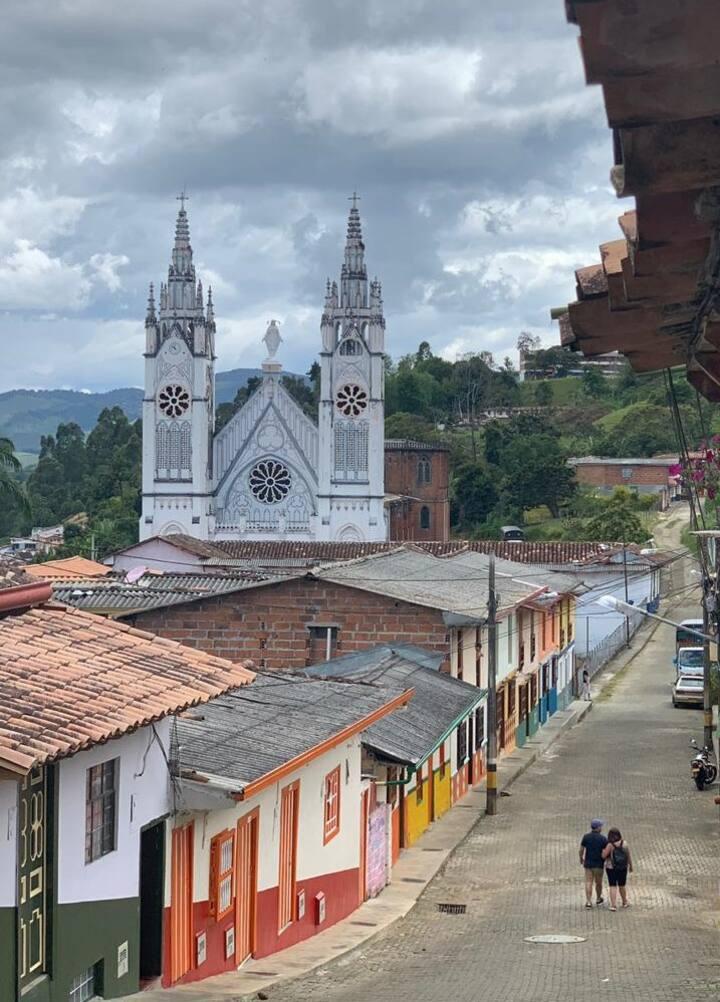 Santuario de la Santa Madre Laura