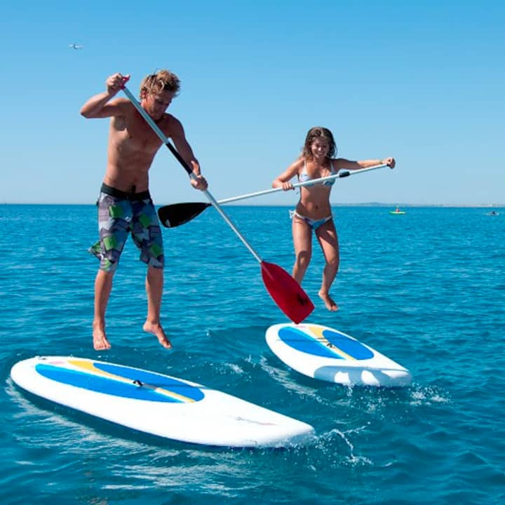 Paddle Board Fun!