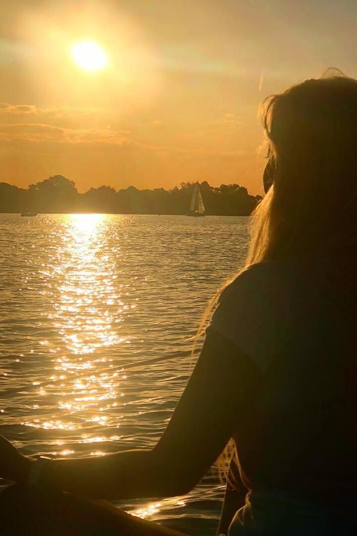 Meditación en el río