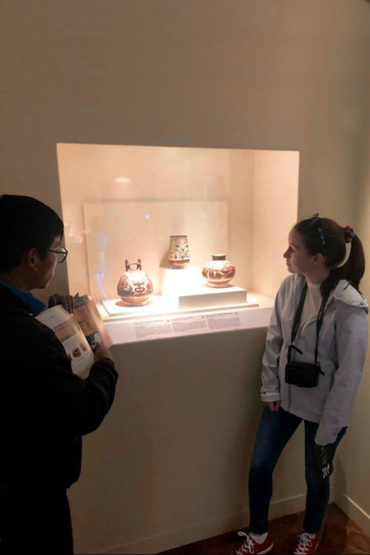 PRE COLOMBIAN MUSEO
