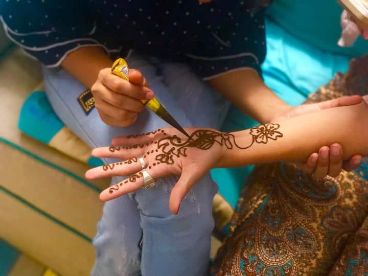 Natural Henna Print