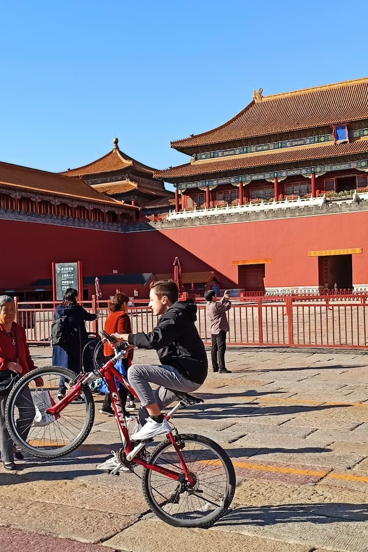Before the Forbidden City