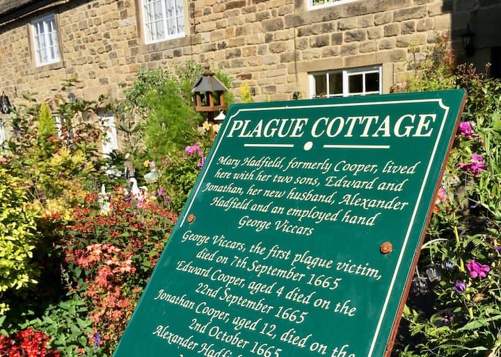 Eyam Plague Village