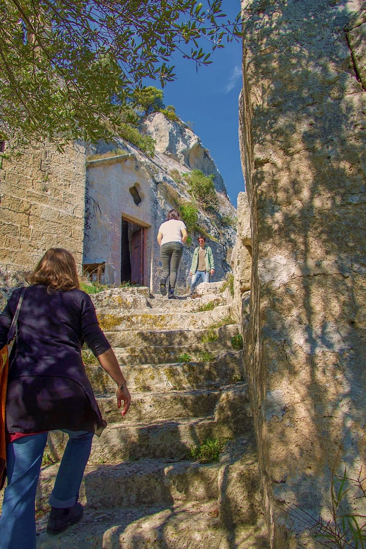Visiting the Stone churches