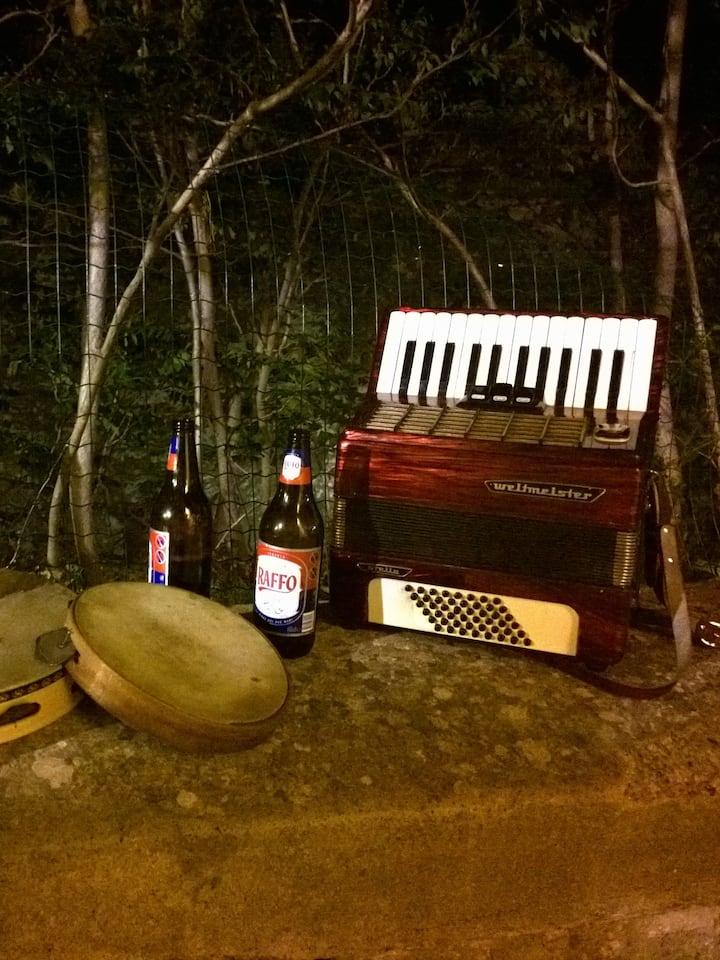 Musical ending at Jazzo Gattini