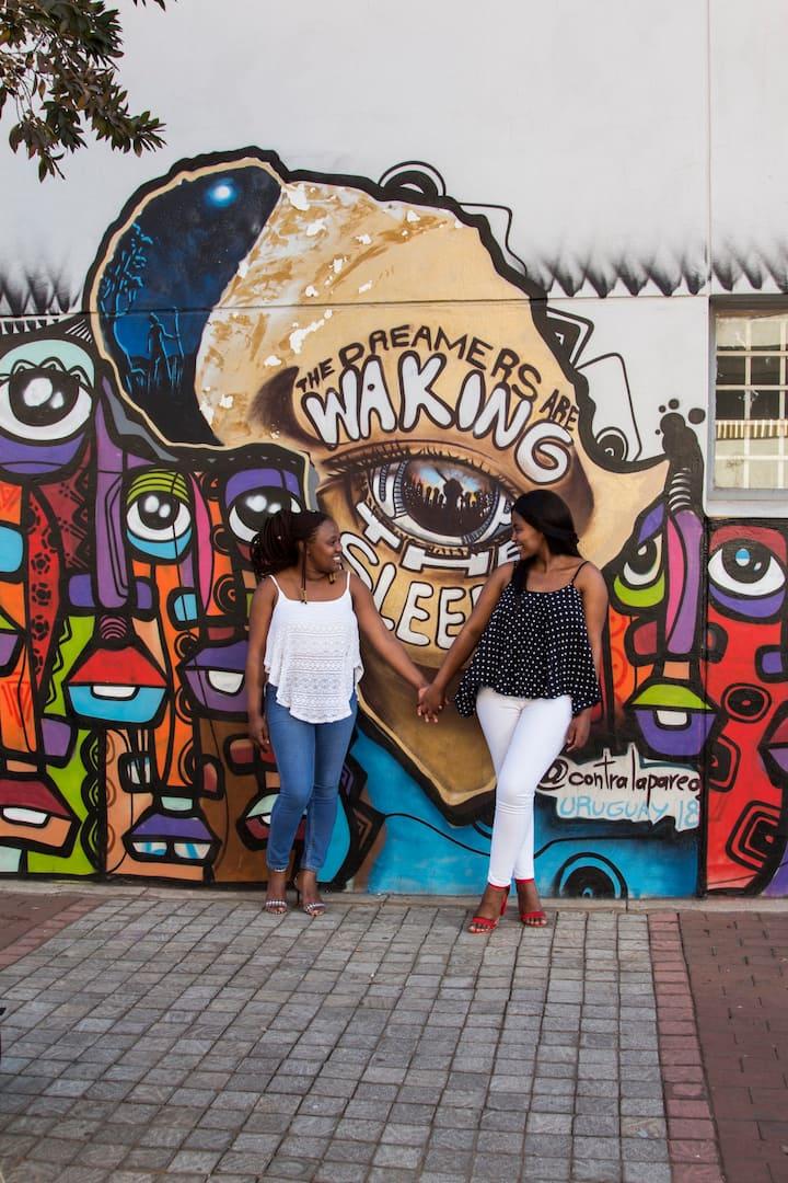 South African Street Graffiti