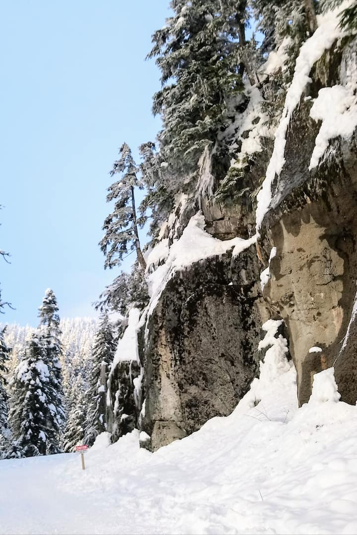 Rocks at Snowshoegrind
