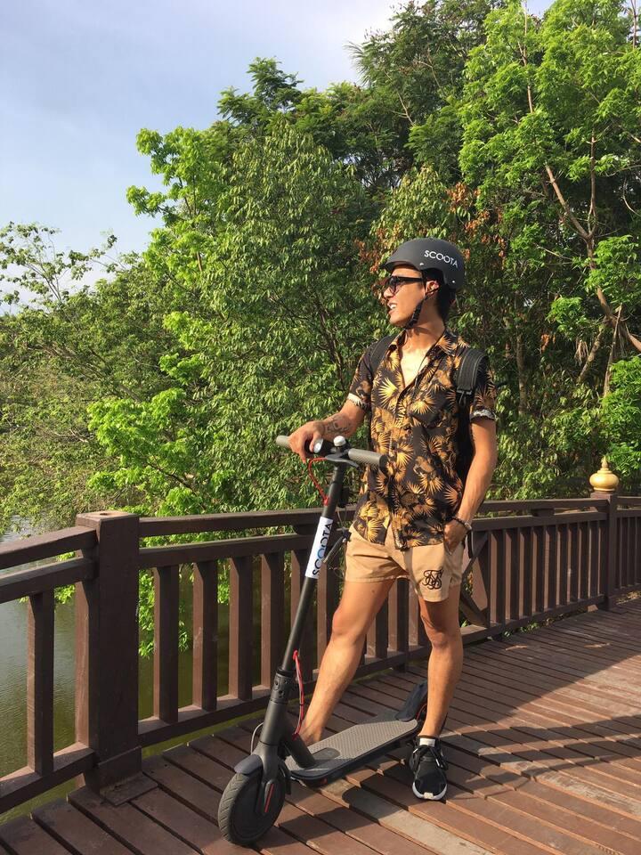 Explore the nature