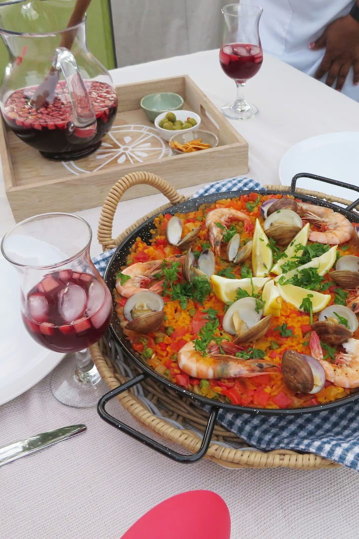 Sea Paella