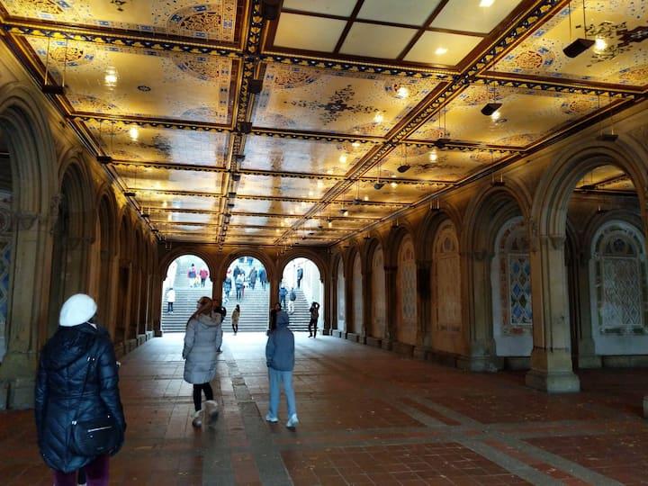 Bethesda Terrace Arcade
