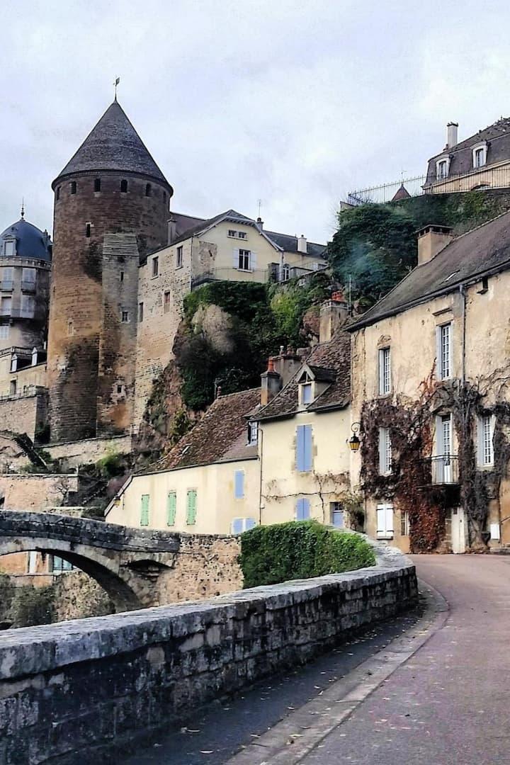 Cite Medieval Semr-en-Auxois