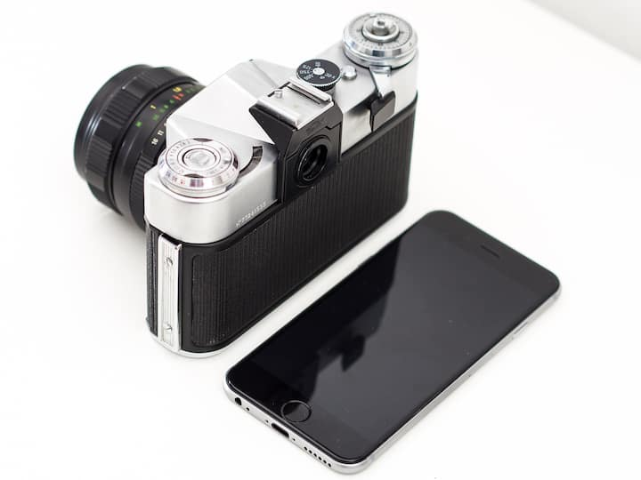 As várias formas de filmar