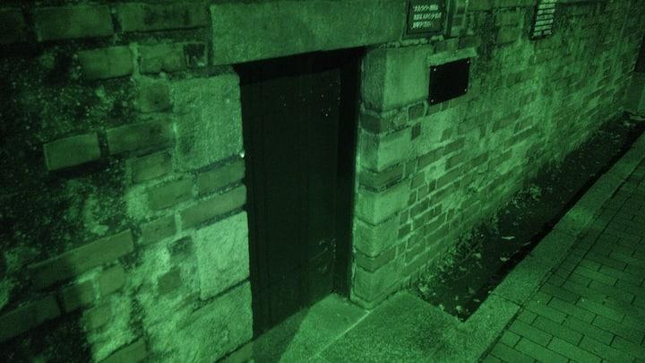Door for little people?