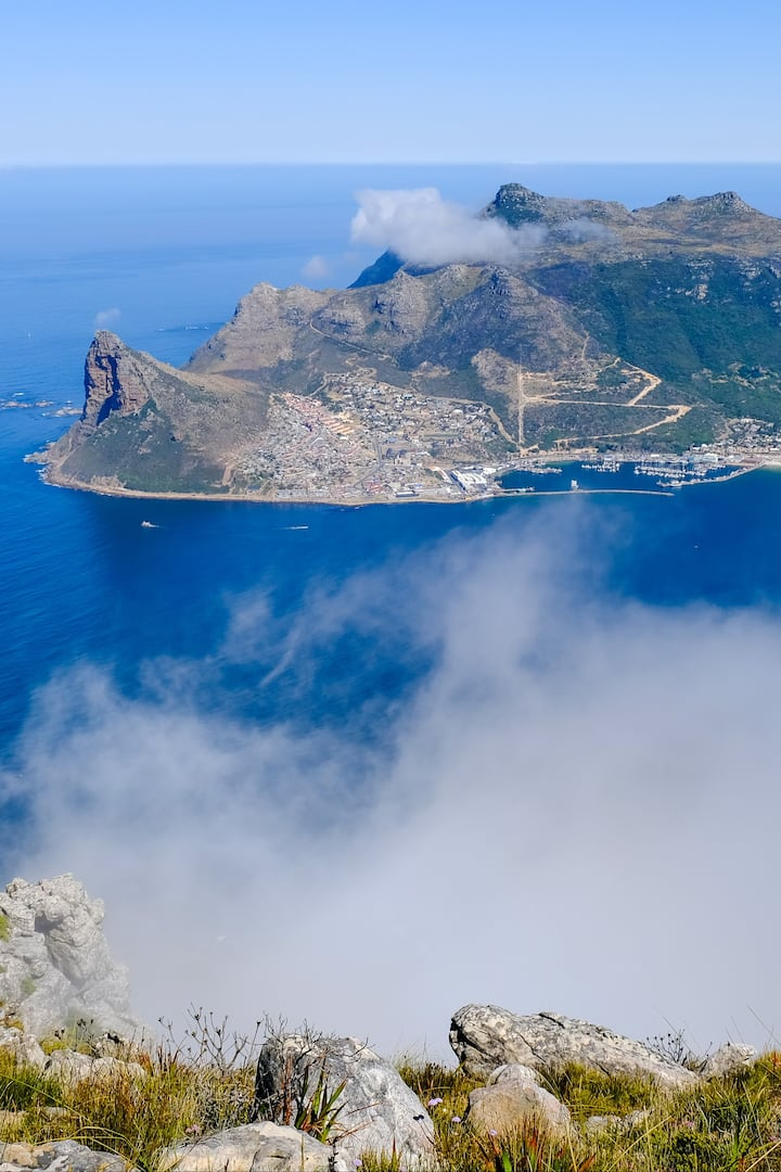 Spectacular view of Hout Bay!