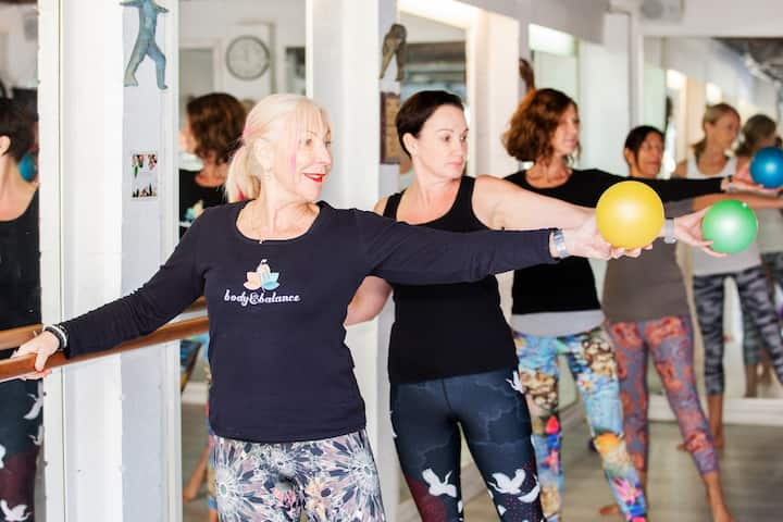 At the BodyBarre