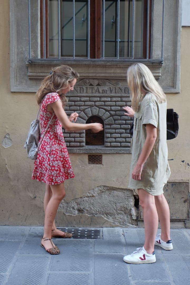 Make discoveries around the city
