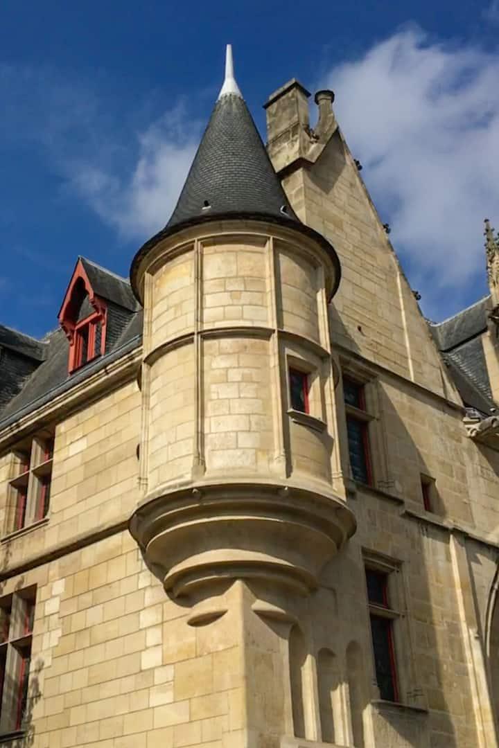 Former residence of Marguerite de Valois