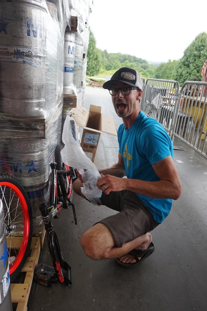 Building bikes is FUN!
